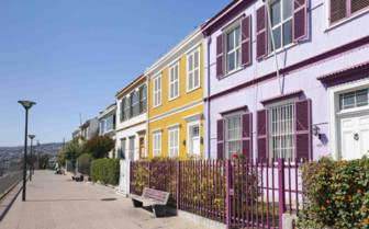 A Colourful Street