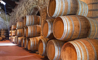 Old Wine Casks