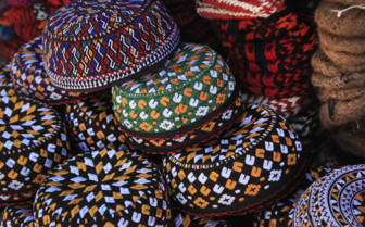 Colourful Wares and Hats