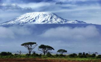 View of Mount Killimanjaro