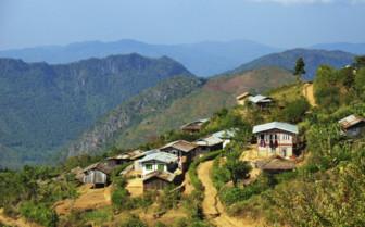Kalaw hilltop village