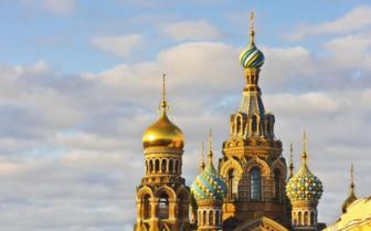 St Petersburg domes