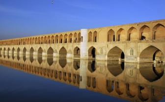 Isfahan bridge