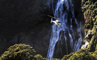 Helicopter Ride New Zealand