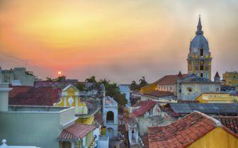 Cartagena Sunrise