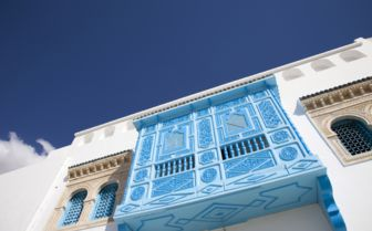 Window Detail, Tunisia