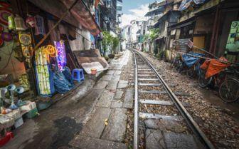 Railway Market, Thailand