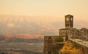 Gjirokaster Citadel, Albania