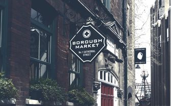 A winter's day at Borough Market