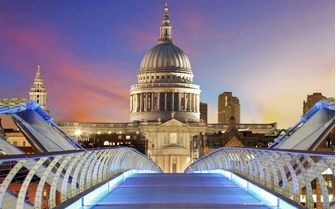 An image of St Pauls Cathedral