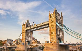 A view of Tower Bridge