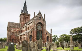 Magnus Kirkwall Church, Orkney