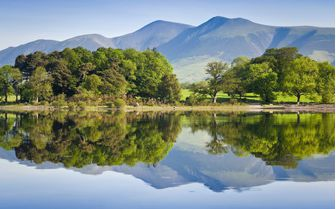 Reflections in the Lake District