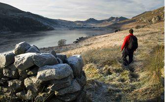 Snowdonia national park, northwest Wales