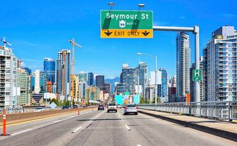 Vancouver Seymour Street