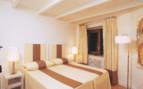 Bedroom at Mezzatorre Resort& Spa