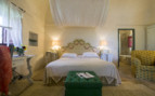 The junior suite at the Masseria San Domenico