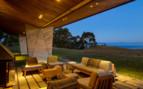 The Terrace at Dusk