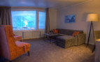 Sitting Room at the Radisson