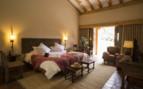 Inkaterra hotel bedroom