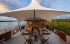 Aria Amazon outdoor lounge
