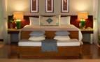 Bedroom at Viceroy Riviera Maya