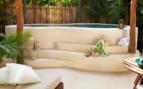 Villa pool at Viceroy Riviera Maya hotel