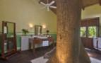 Bathroom at Hacienda San Jose, luxury hotel in Mexico