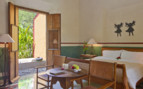 Bedroom at Hacienda San Jose