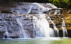 Carmel Waterfall in Grenada