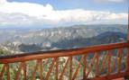 Views from Copper Canyon at Hotel Mirador