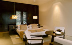 The luxury suite at Amansara