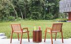 Garden pavilion chairs
