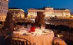 Royal suite terrace