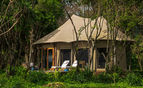Tented Beach Villa