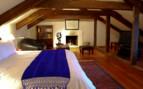 Master suite at Parador San Juan De Dios