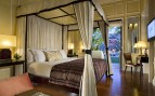 Suite at Raffle Hotel Le Royal, luxury hotel in Cambodia