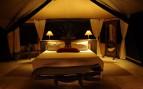 Spacious tents at Siwandu, luxury camp in Tanzania