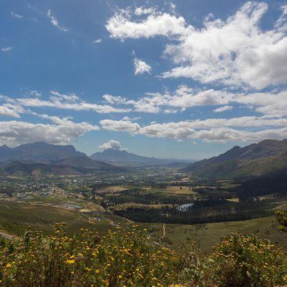 Franschhoek Pass View