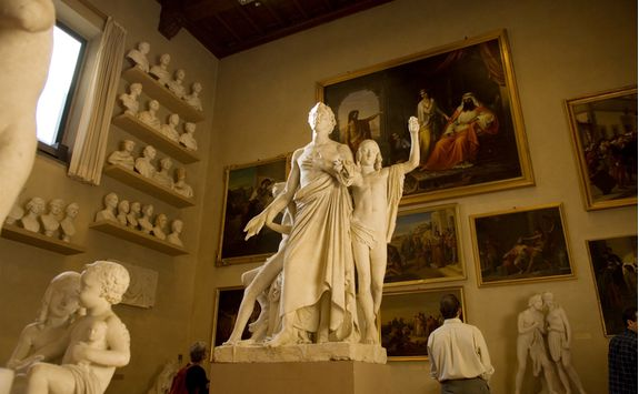 academia gallery florence