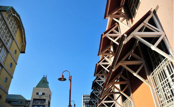 windhoek architecture