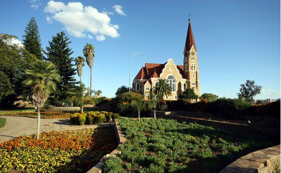 windhoek christ church