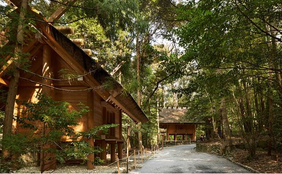 Ise Shrine complex