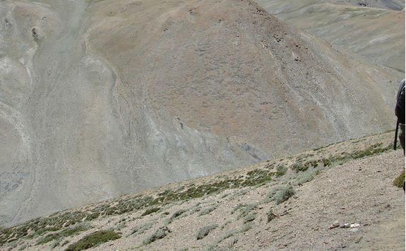 Trekking, Ladakh mountains