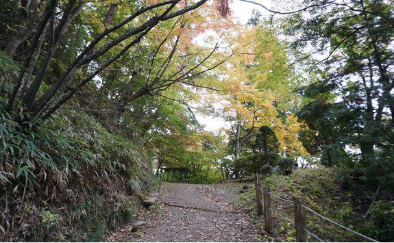 Takayama Higashiyama Trail Shiroyama Park