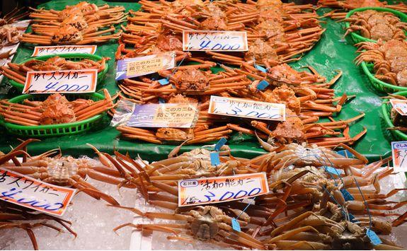 kanazawa omicho market