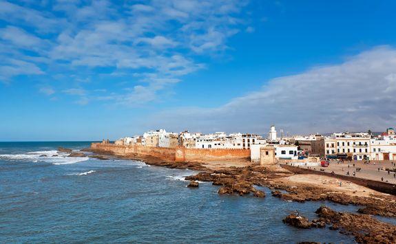 Essaouira sea view