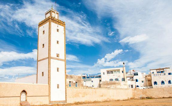Church in Essaouira