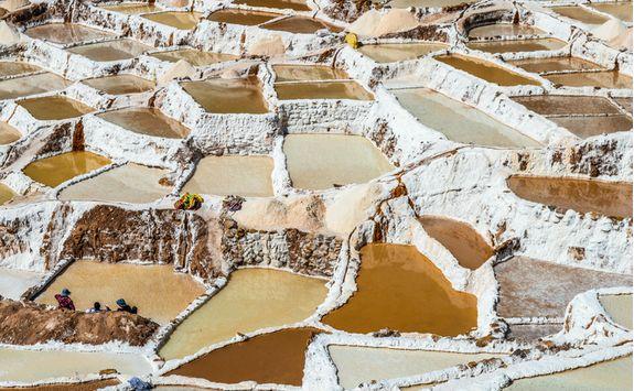 Salt Pans of Moray