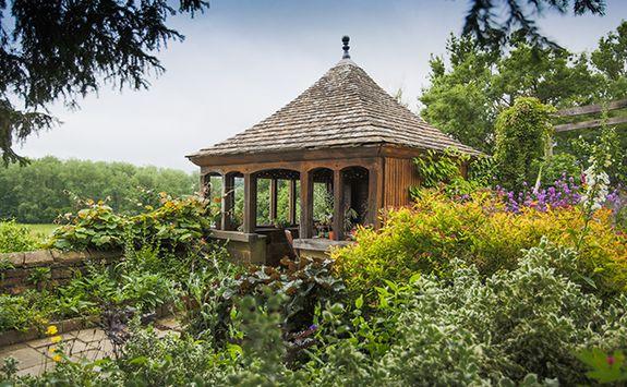 Gardens of Gravetye Manor